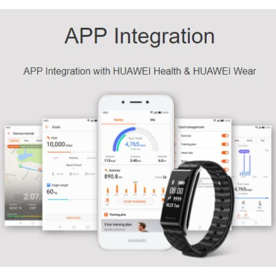 Original Huawei Honor Color Band A2 Smart Wristband | Shopee Philippines