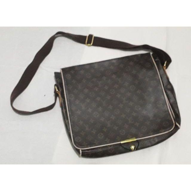 Santa Barbara Polo   Racquet Club Leather Bag  9001a9a1e83a5