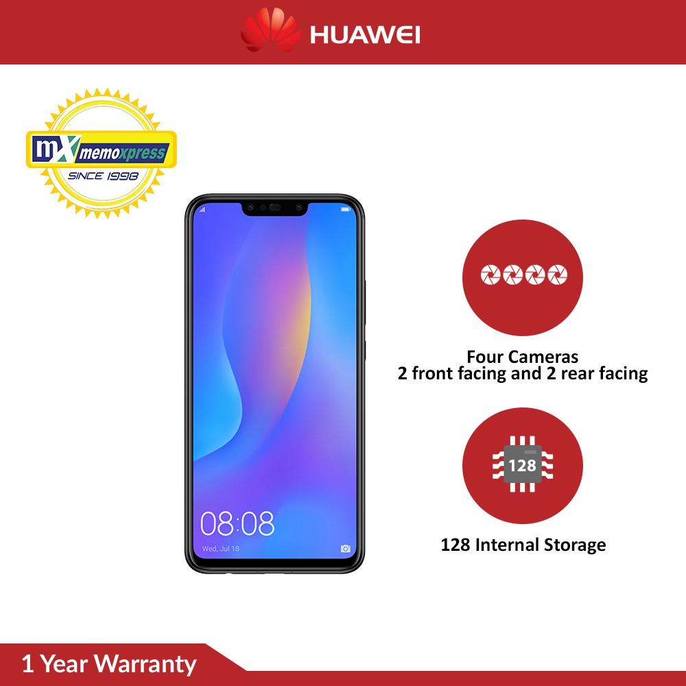 Nova 3i Shopee Philippines Huawei Irish Purple 4gb 128gb Free Bluetooth Earphone