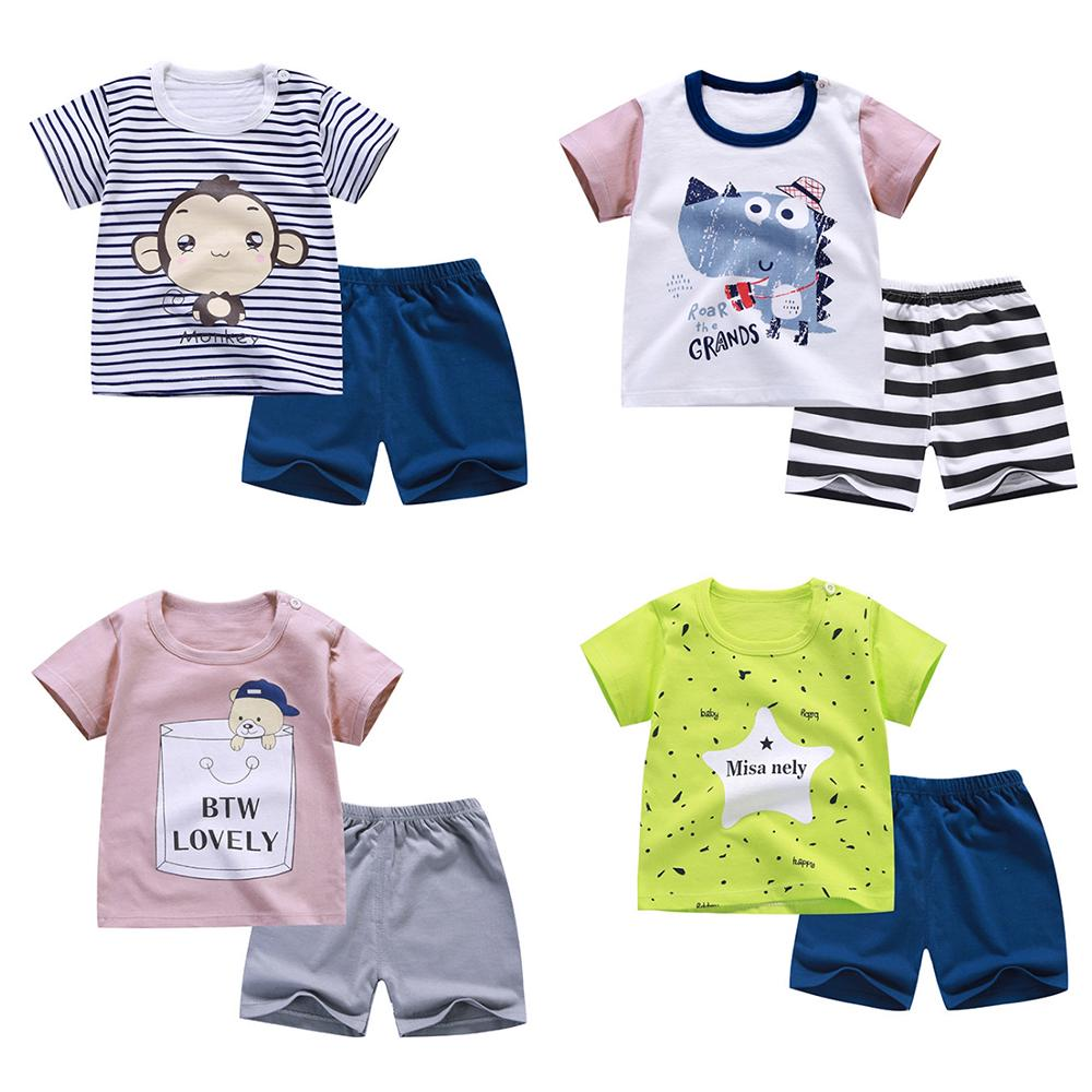 43e6dff93694f Boys T-shirts summer short t shirts 2019 sunmmer fashion | Shopee ...