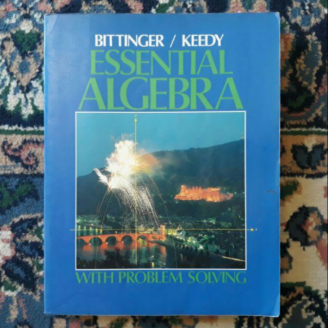 Essential Algebra - Math - College - BOOK