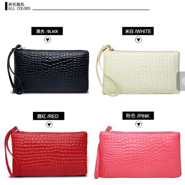 d16385bf6 ProductImage. ProductImage. PU Leather Multifunction Mini Phone Bag Card  Coin Clutch Bag