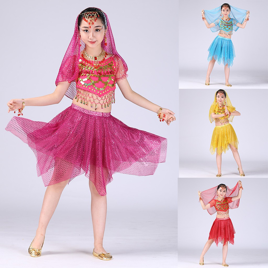 Infant Baby Girls Fashion Leather Skirt Kids Dance Performance Show Toddler