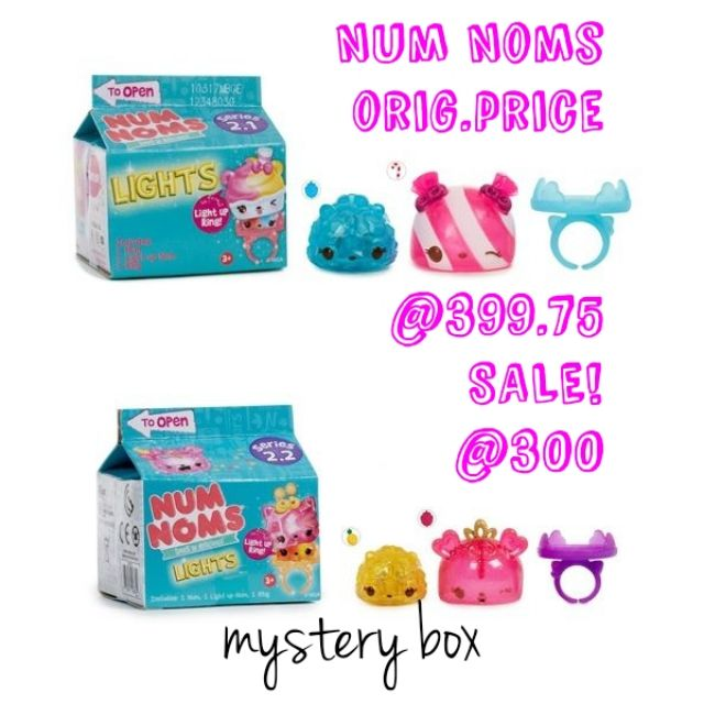 Num Noms Mystery Box
