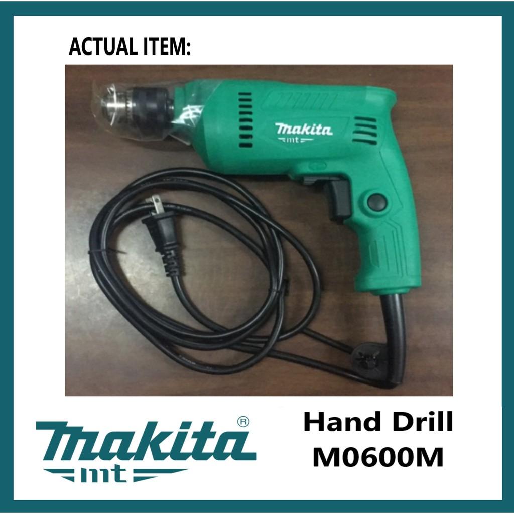 Makita Hand Drill M0600M Original Makita Authorized Dealer