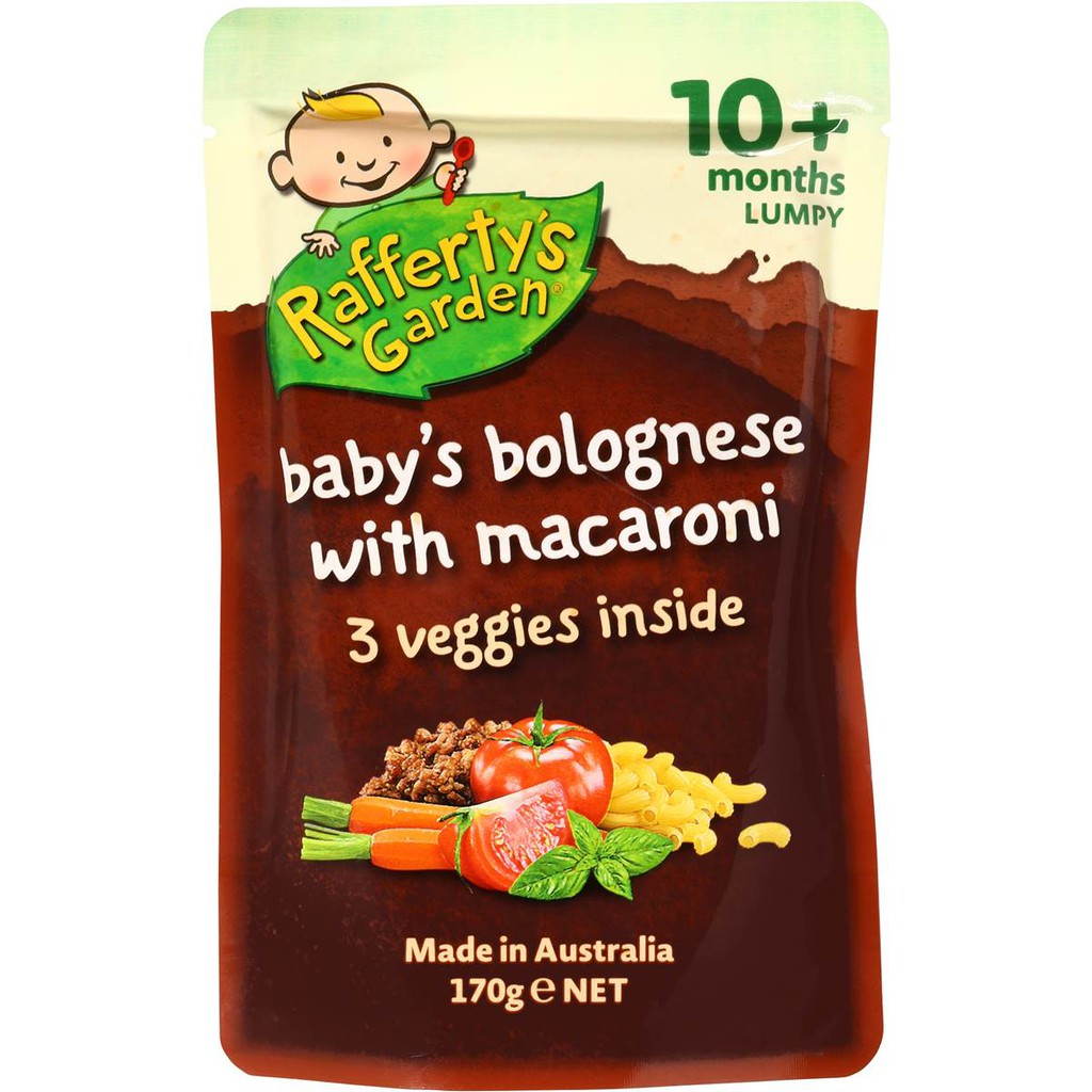 Raffertys Garden Hearty Beef Veggies Baby Food Shopee Philippines Peachy Pear Puree 100gr 6m