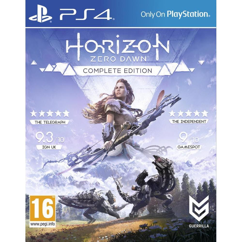 Horizon Zero Dawn: Complete Edition (Digital, NO CD)