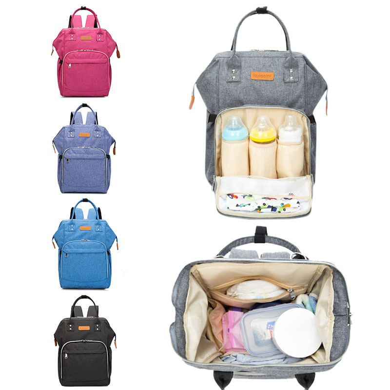 e31aa198f1 Diaper Bag Mommy Bag Nappy Bag Maternity Bag Baby Backpack