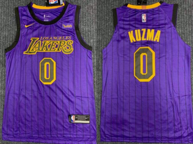 wholesale dealer a832e 782aa Kyle Kuzma Lakers Jersey #cod