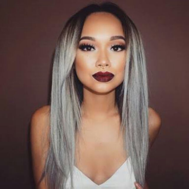 Ashgray Hair Color Shopee Philippines