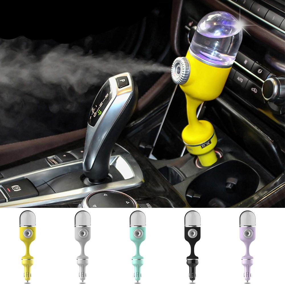 Mini Car Steam Humidifier Air Purifie Shopee Philippines Parfum Nanum