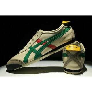 7b78e76a7589a5 Onitsuka Tiger Mexico 66 Cowhide Beige   Shopee Philippines