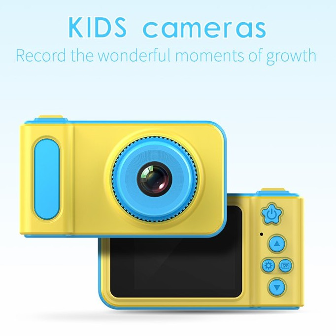 Mini Kids Camera Screen HD Video Action Sport Cam toy gift