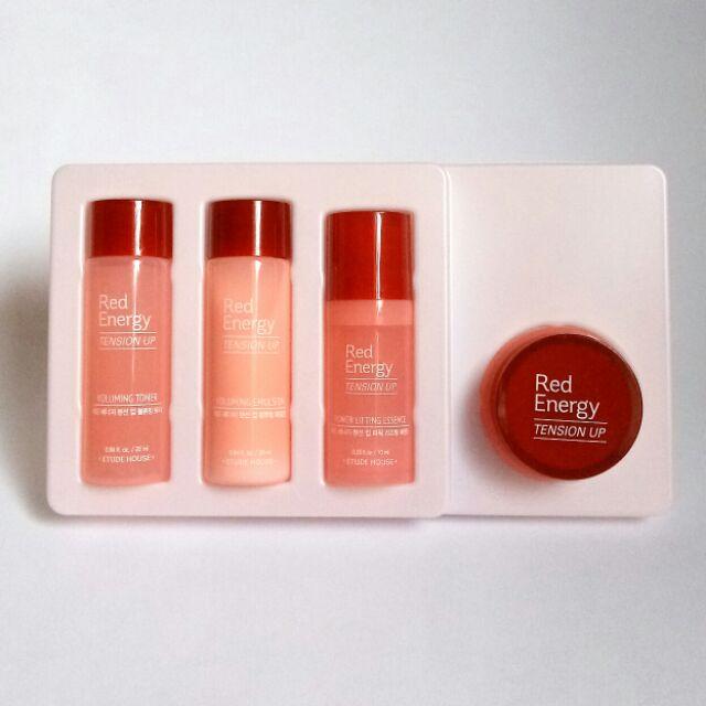 """Image result for ETUDE HOUSE Red Energy Tension Up Lifting Essence"""""""