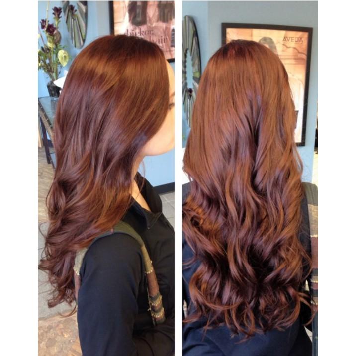 Light Golden Flaxen Hair Color Dye Set Shopee Philippines