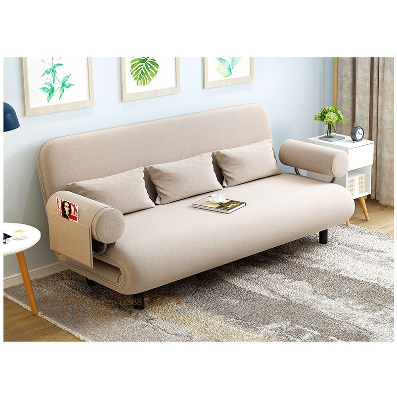 Sofa Bed Small Living Room Lazy