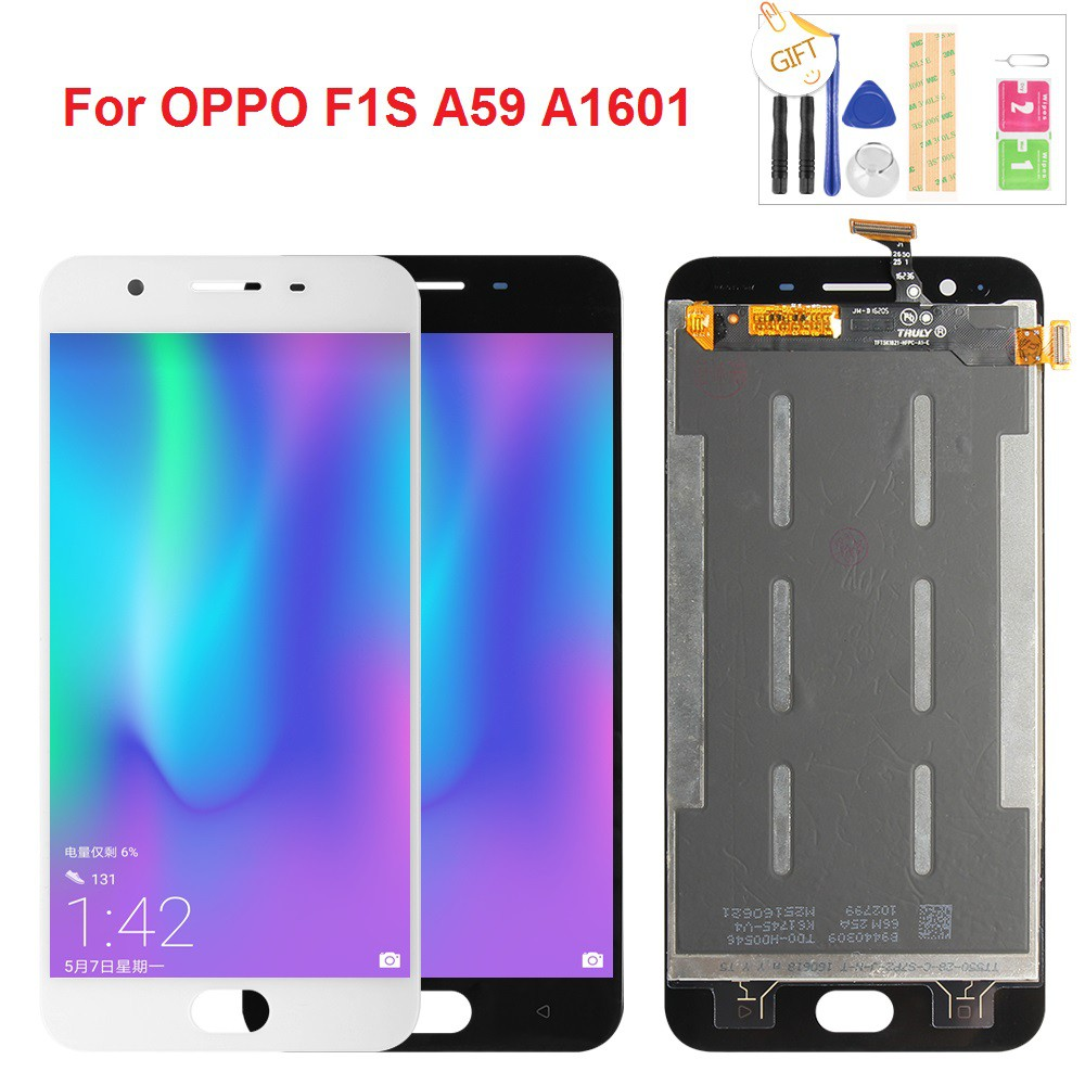 For OPPO F1s A59 A1601 LCD Display Touch Screen Digitizer