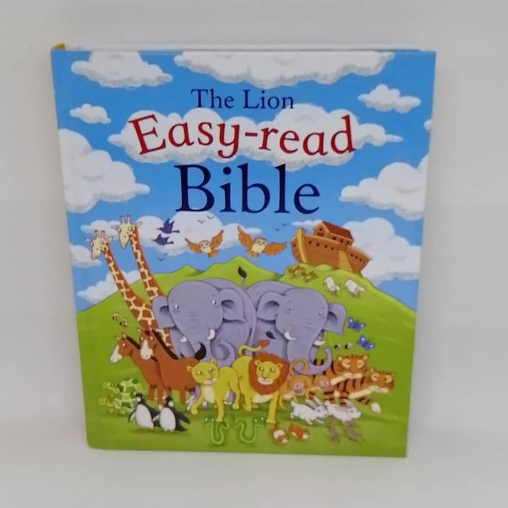 Lion Easy Read Bible