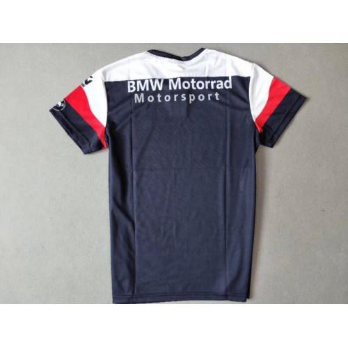 New BMW Motorrad Motorsports Motorcycle Logo T-shirt #2