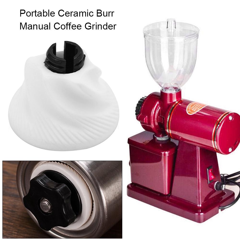 Ceramic Burr Manual Coffee Grinder Hand Crank Bean Mill ...