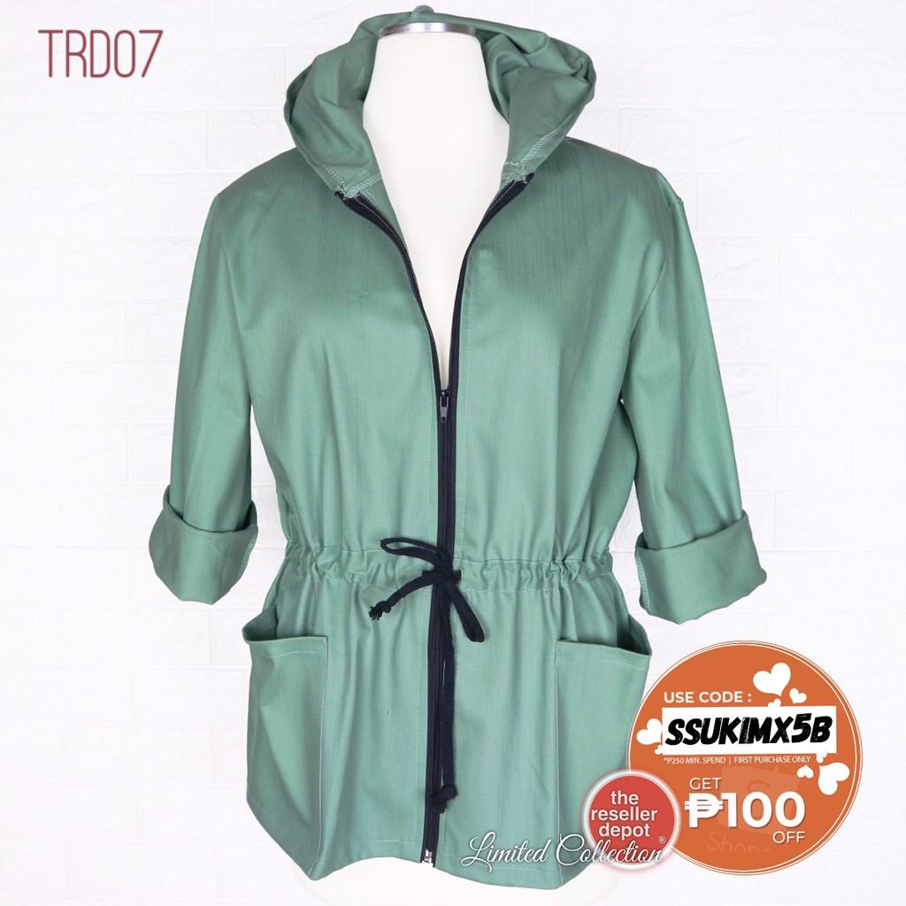 b0f7763218864 bestseller embroid jacket | Shopee Philippines