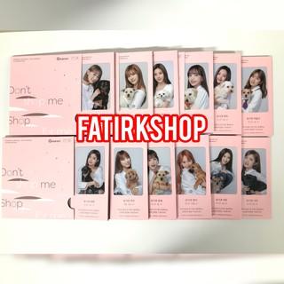 READY STOCK IZONE Bonus Photocard from POP UP Store Hongdae