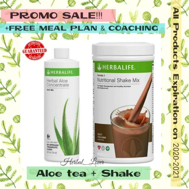 Shake with Aloe Concentrate COD & FREE SHIPPING
