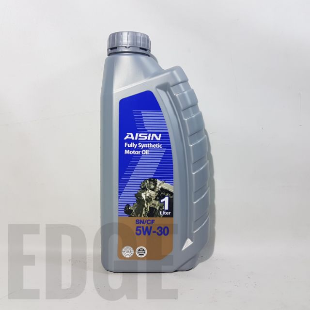 (AISIN 5w30 - 1L) Fully Synthetic Motor Oil SAE 5W-30
