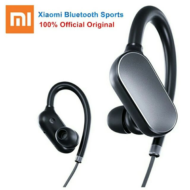 Original Mi Bluetooth Sports Earphones Headphones