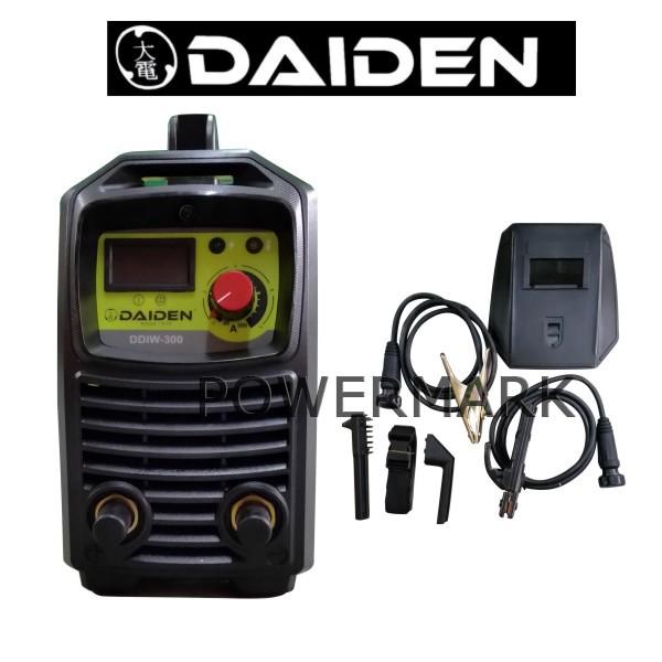 Daiden DDIW-300 Digital Inverter Welding Machine