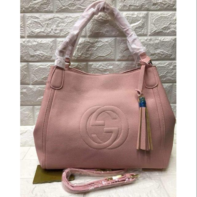 cd766045d21 GG Gucci Suede Studded