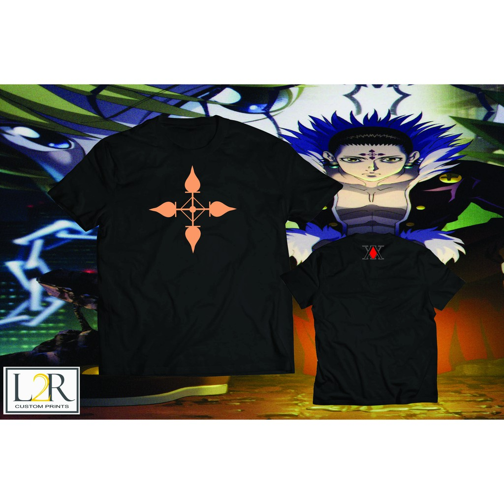 Chrollo Tattoo Hunter X Hunter Anime Shirt Shopee Philippines See more of infinite worlds tattoo on facebook. chrollo tattoo hunter x hunter anime shirt