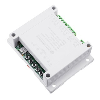 DC4-32V DC Control 1-60V DC Single-Phase Solid State Relay Din-Rail Slim Relay for Industrial Electro-Heating Equipment,Electrical Machinery Relay Module SMD06025