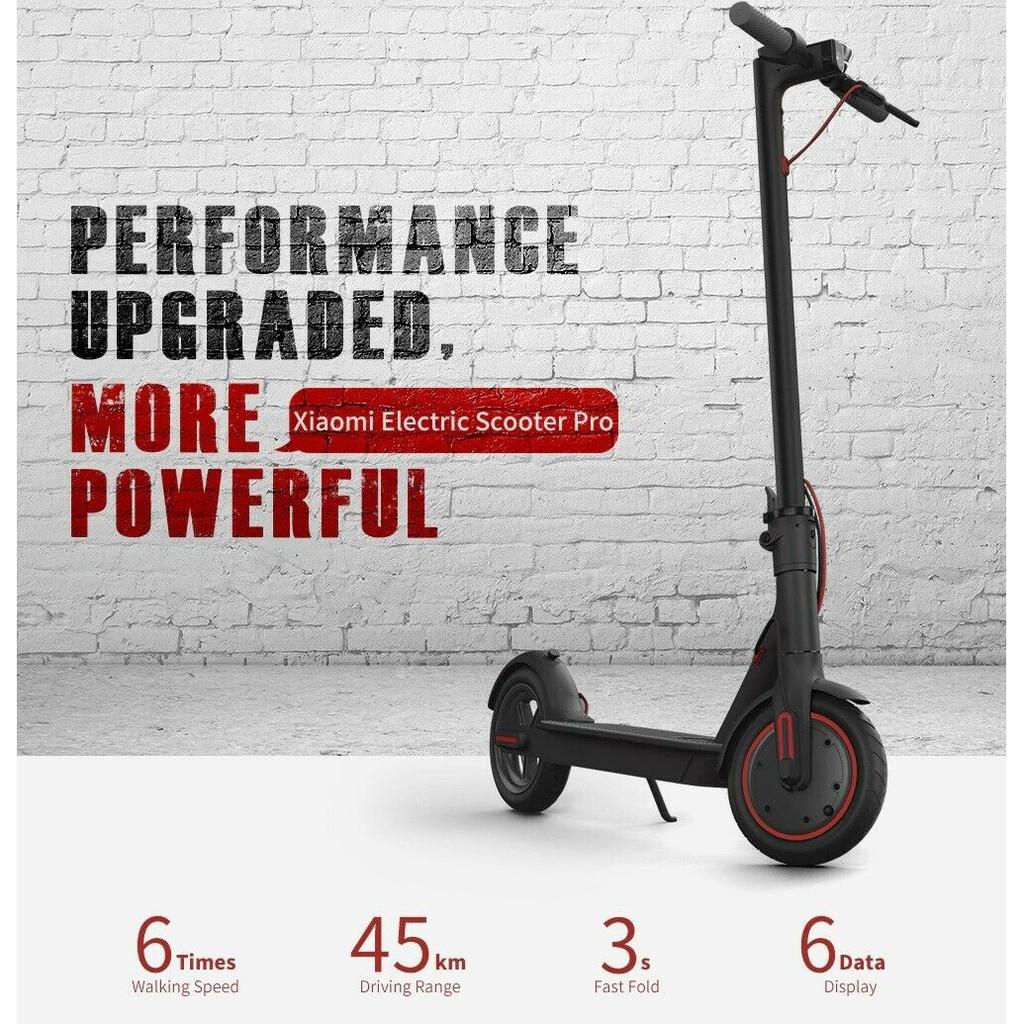 Mi Electric Scooter Pro Xiaomi M365 Pro Shopee Philippines