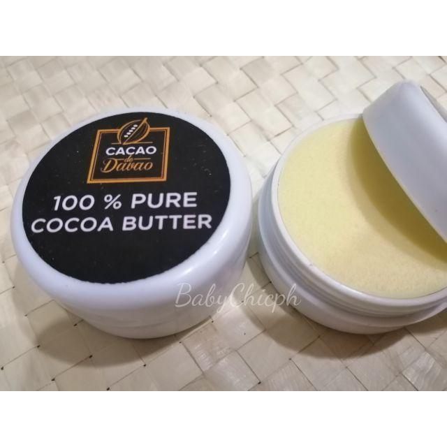 Davao Cocoa Butter 15g