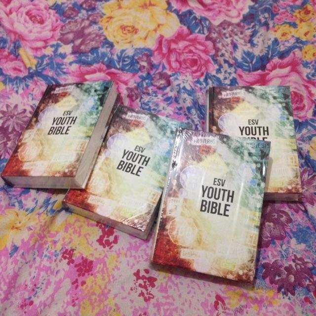 ESV YOUTH BIBLE