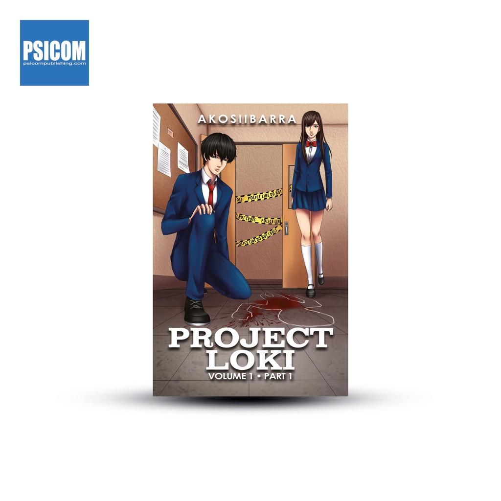 Psicom - Project Loki Vol  1 Part 1 by AkosiIbarra (Wattpad)