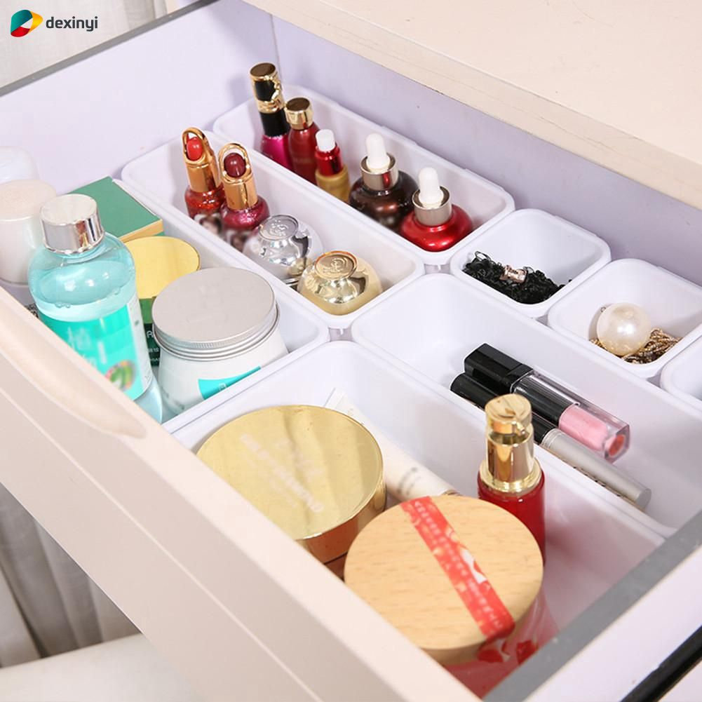 Organizer Box Trays Home Office Storage