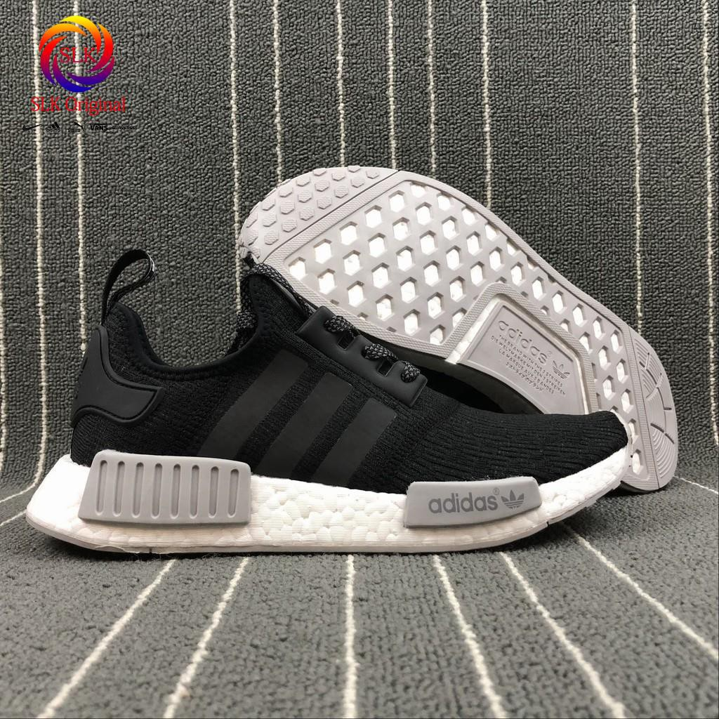 super cute 1df5f e4ea8 SLK Original ☆ adidas NMD R1 Men Shoes Women Professional Running Shoes    Shopee Philippines
