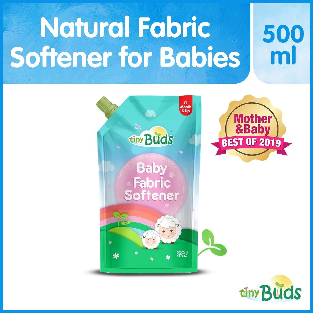 Tiny Buds Natural Baby Fabric Softener 500ml Shopee