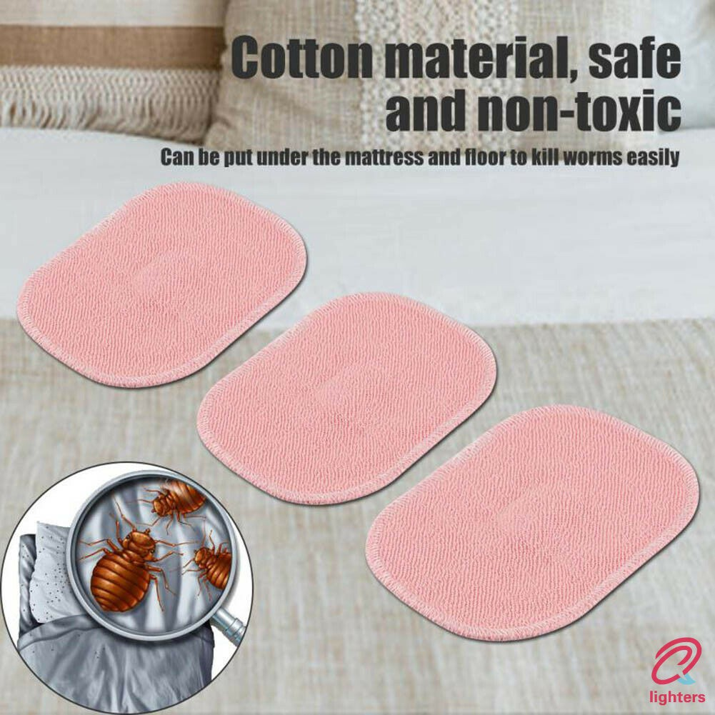 3//5x Hypoallergenic Matress Protector Bed Sheet Pad Dust Mite Killing Small Worm