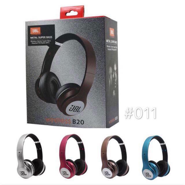 1daab972327 JBL B460 bluetooth headphone | Shopee Philippines