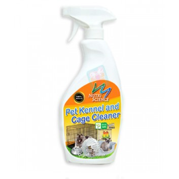 Nutriscience Pet Kennel and Cage Cleaner 500 mL