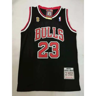 new styles 3a73b c001e Chicago Bulls Michael Jordan 23 Jersey | Shopee Philippines
