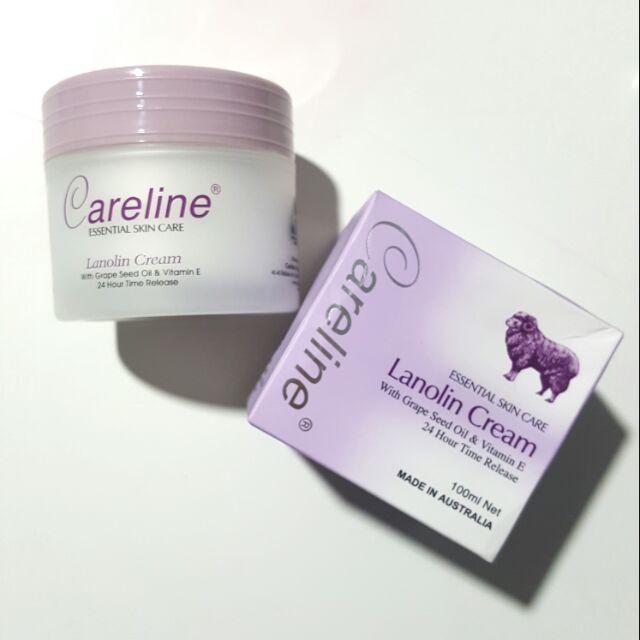 Australian Careline Lanolin Cream