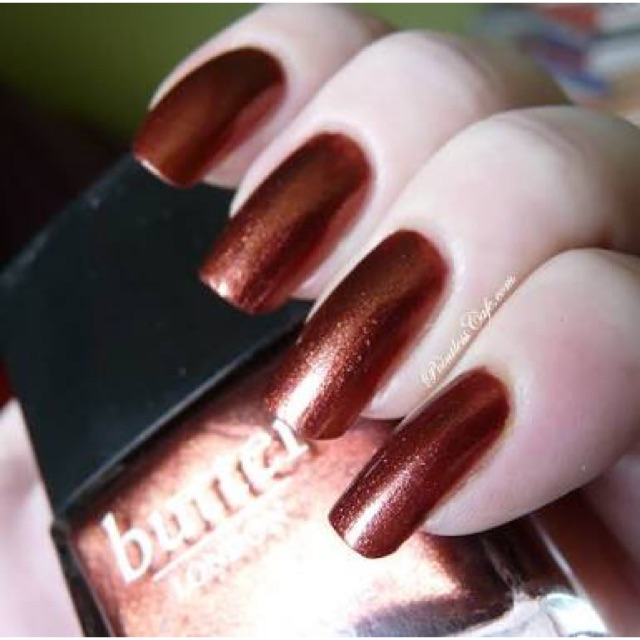 Butter London Nail Lacquer 11ml In Shag