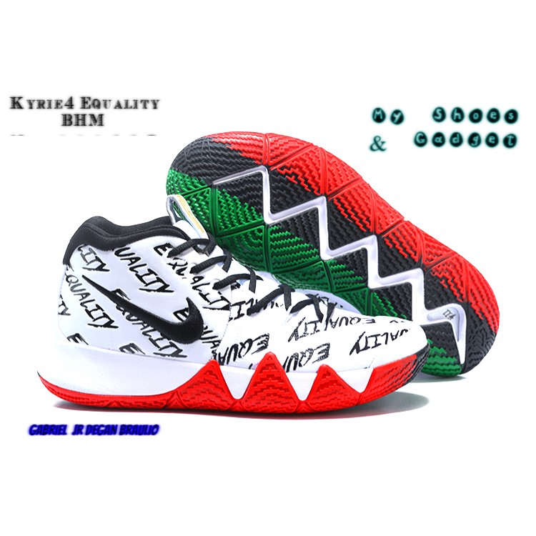 e3f1cebf1c9b Nike Kyrie 4 BHM OEM premium Quality