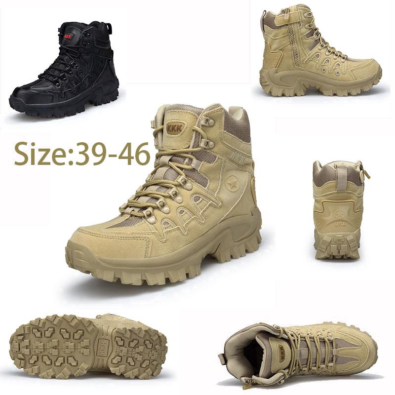 READY STOCK Sport Army Men's Tactical Outdoor Desert Hiking