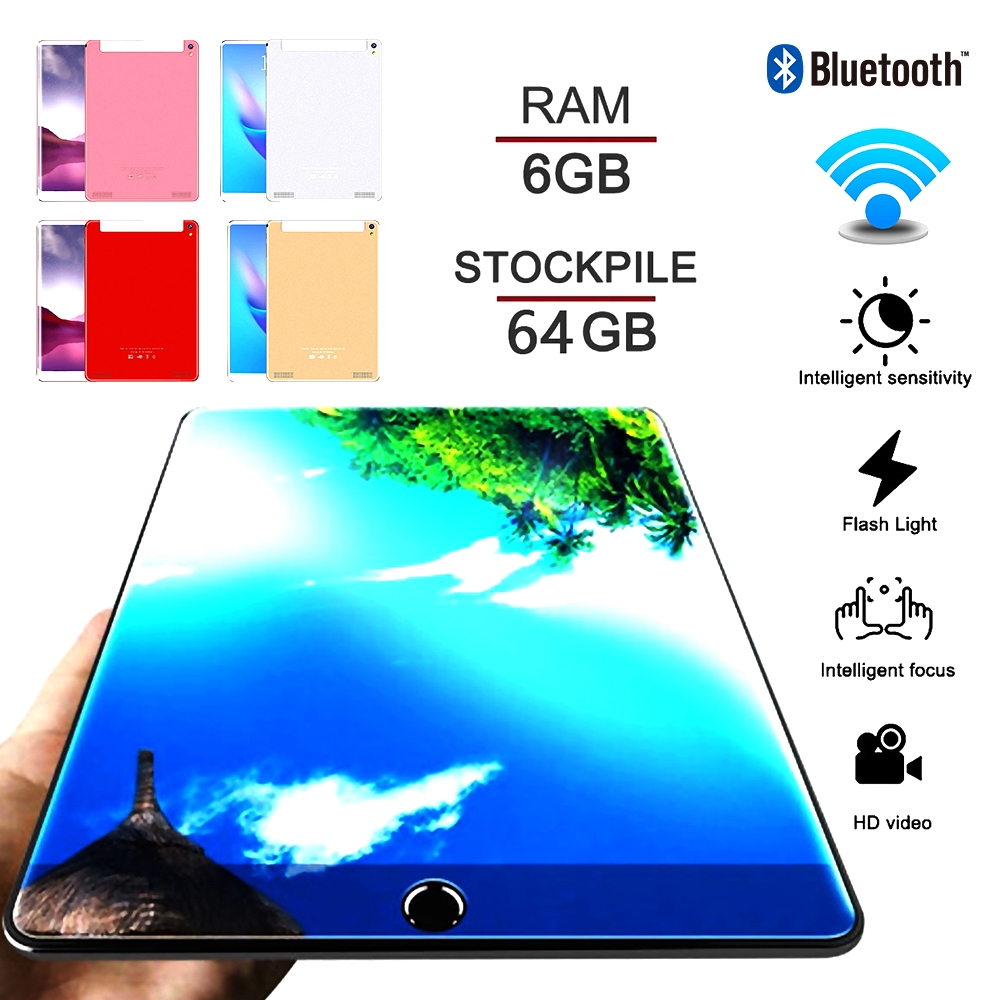 11 6 Inch 6G+128G Tablet PC Phablet 4 Colors Ten Core Android 7 1 Dual  Camera HD WIFI Buletooth