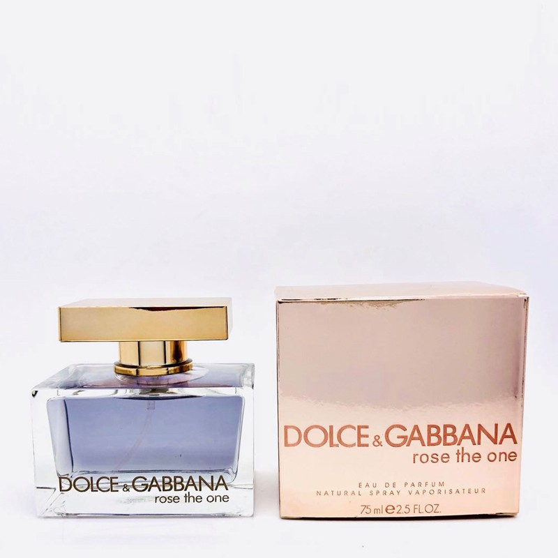 7b2b34a1ec Dolce & Gabbana Rose the One For women D&G perfume | Shopee Philippines